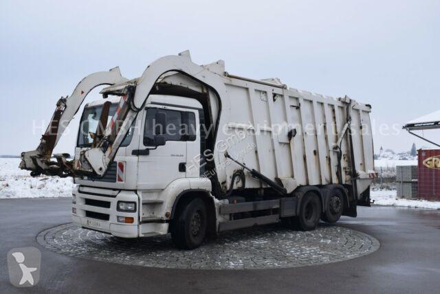 View images MAN TGA 26.310 Faun Frontpress Top! - INT 10296 road network trucks
