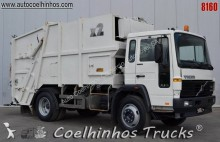 Volvo FL6 used waste collection truck