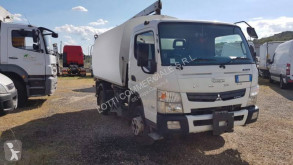Mitsubishi Fuso used road sweeper