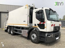 Renault D-Series 430.26 DTI 11 used waste collection truck