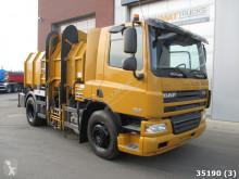 DAF CF 250 vůz na domovní odpad použitý