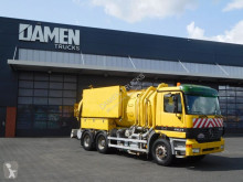 Mercedes sewer cleaner truck Actros 2631