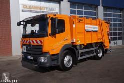 Mercedes Atego 1324 camión volquete para residuos domésticos usado