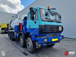 Mercedes SK 3539 used sewer cleaner truck