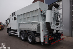 Iveco sewer cleaner truck Trakker