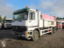 veículo de limpeza / sanitário de estrada camião limpa fossas Mercedes