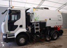 Renault road sweeper Midlum 220