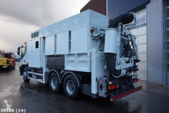 Iveco Trakker used sewer cleaner truck