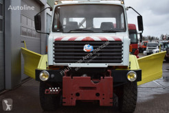 Renault THOMAS CONSTRUCTEURS - UNIMOG used snow plough