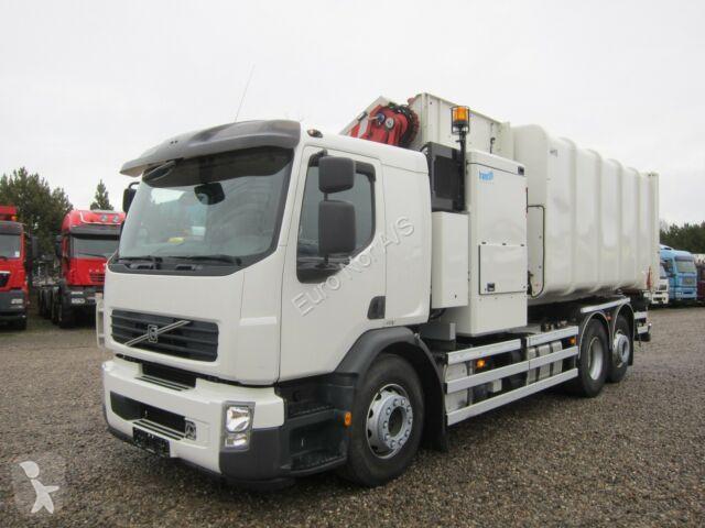 Vedere le foto Veicolo per la pulizia delle strade Volvo FE260 6x2 VDL Translift Varia IES