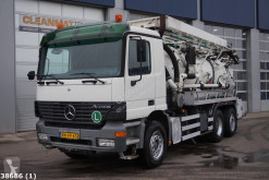 Mercedes Actros 2543 used sewer cleaner truck