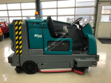 Tennant road sweeper M20 schrobmachine