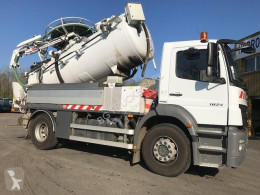 Mercedes sewer cleaner truck Axor 1824