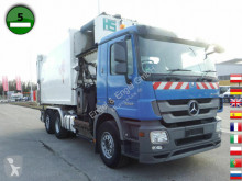Mercedes Actros 2532 - 2632 L 6x2 - KLIMA - HN Schörling used waste collection truck