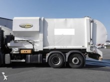 Labrie waste collection truck