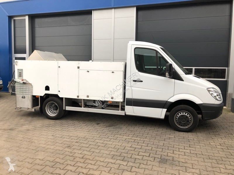 View images Mercedes Sprinter road network trucks