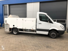 Mercedes waste collection truck Sprinter
