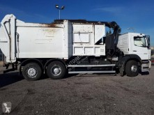 Mercedes washer truck Axor 2528