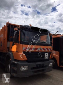 Mercedes 2633 Axor 6x2 Haller/Aufbau+Schüttung Euro:4 used waste collection truck