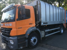 Used waste collection truck Mercedes 1828 Atego Müllwagen German Truck
