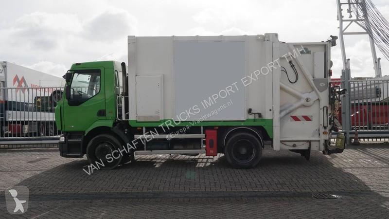 Vedere le foto Veicolo per la pulizia delle strade Renault Midlum 270