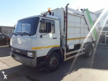 Iveco Zeta 109.14 used waste collection truck