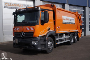 Mercedes Antos 2533 tweedehands vuilniswagen