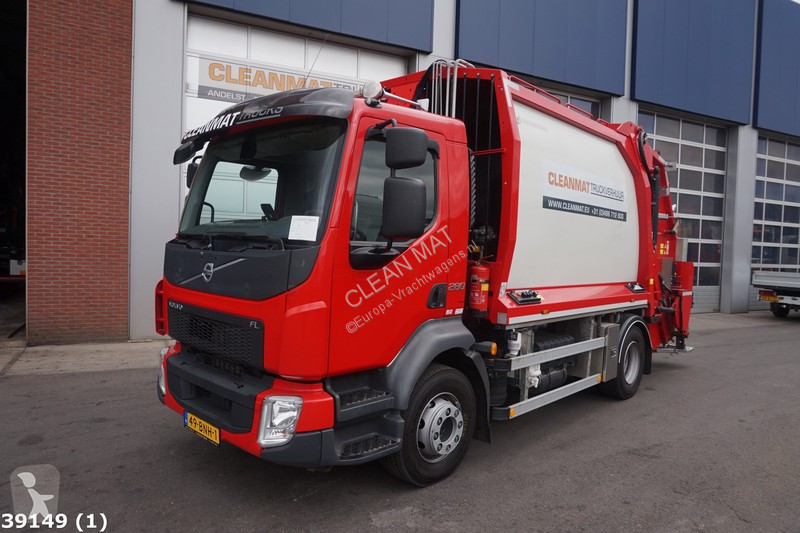 View images Volvo FL 280 road network trucks