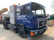 MAN sewer cleaner truck 14.232