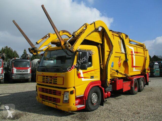 Voir les photos Engin de voirie Volvo FM9/380 6x2*4 Front Loader