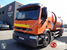 Renault sewer cleaner truck Premium 300