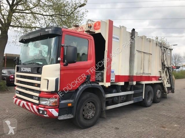 Voir les photos Engin de voirie Scania G