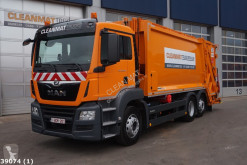 MAN TGS 28.320 used waste collection truck