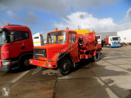 Iveco 130-D-12 used sewer cleaner truck