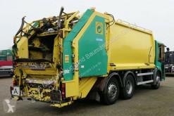 Camion benne à ordures ménagères Mercedes 2628, Geesink Schüttung, Klima, Kamera!