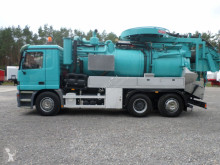 nc MERCEDES-BENZ - Actros 2540L Kroll WUKO Water recycling