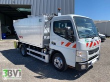 Mitsubishi Fuso Canter used waste collection truck