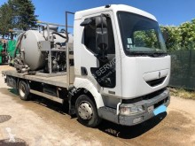 Renault Midlum used sewer cleaner truck
