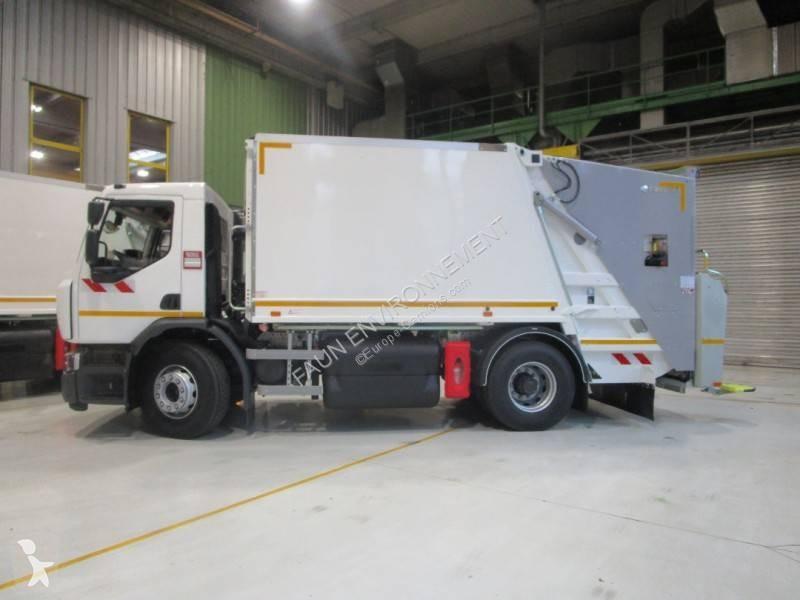Vedere le foto Veicolo per la pulizia delle strade Renault Gamme D 280.19
