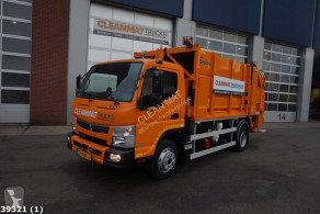 Fuso Canter 9C18 Geesink 7m3 used waste collection truck