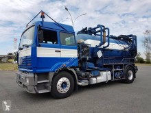 Renault sewer cleaner truck Manager G340 TI