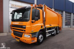 DAF CF 250 camião basculante para recolha de lixo usado