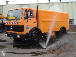 Mercedes 1622 used sewer cleaner truck