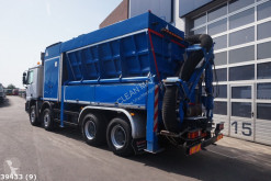 Mercedes sewer cleaner truck Actros 4144