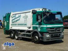 Mercedes 2532 L Actros, Geesink GPM III V 22H25 + Schütte
