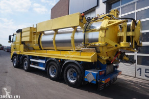 Volvo FH12 used sewer cleaner truck