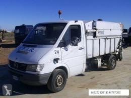 Mercedes 308 DT NG/35/35/C camion benne à ordures ménagères occasion