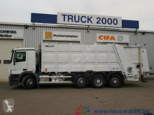 Mercedes waste collection truck 4136 Zoeller 28m³ Zoeller 1.3 Schüttung 1. Hand