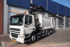 DAF CF 250 used waste collection truck