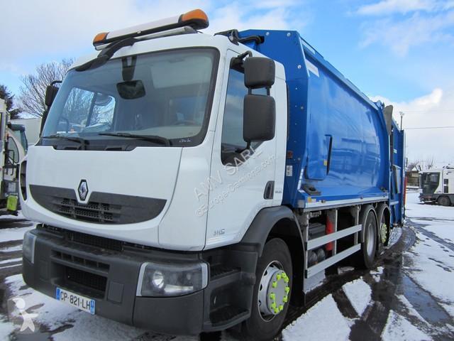 Voir les photos Engin de voirie Renault Premium 310 DXI